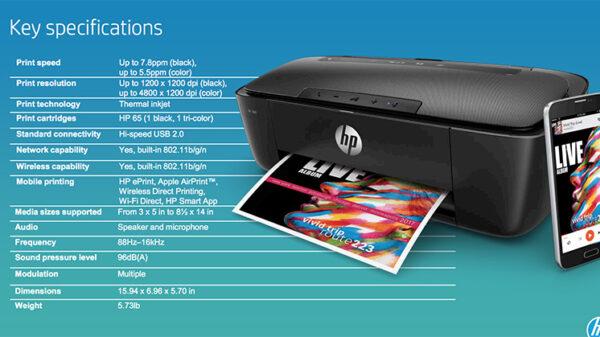 HP AMP 100 news2