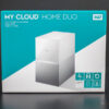 WD My Cloud Home Duo 1