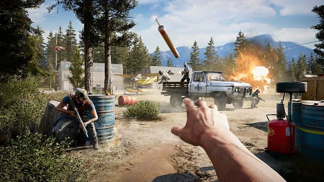 Game Tips – แนะนำ 9 อาวุธน่าใช้ในเกม Far Cry 5 ที่ดีที่สุด ! อยากแรงต้องใช้อยากได้ต้องดู