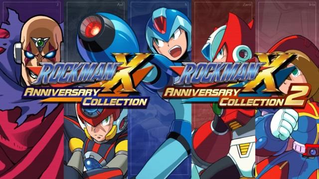 Game 2018 – พร้อมเปย์! Mega Man X Legacy Collection 1 และ 2 เตรียมวางขายบน PC และคอนโซลเดือนกรกฏาคมนี้