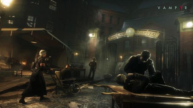 Game 2018 – Vampyr ปล่อยข้อมูสเปคความต้องการขั้นต่ำ/แนะนำพร้อมตัวอย่างใหม่เผยเนื้อหาเกมเบื้องต้น