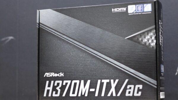 ASRock H370M ITX 2
