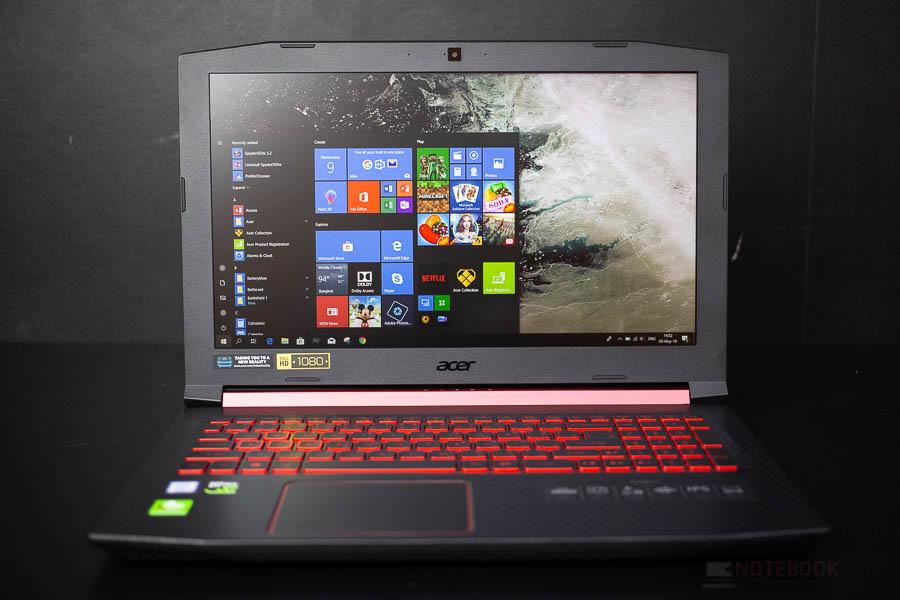 Acer Nitro 5 AN515 32