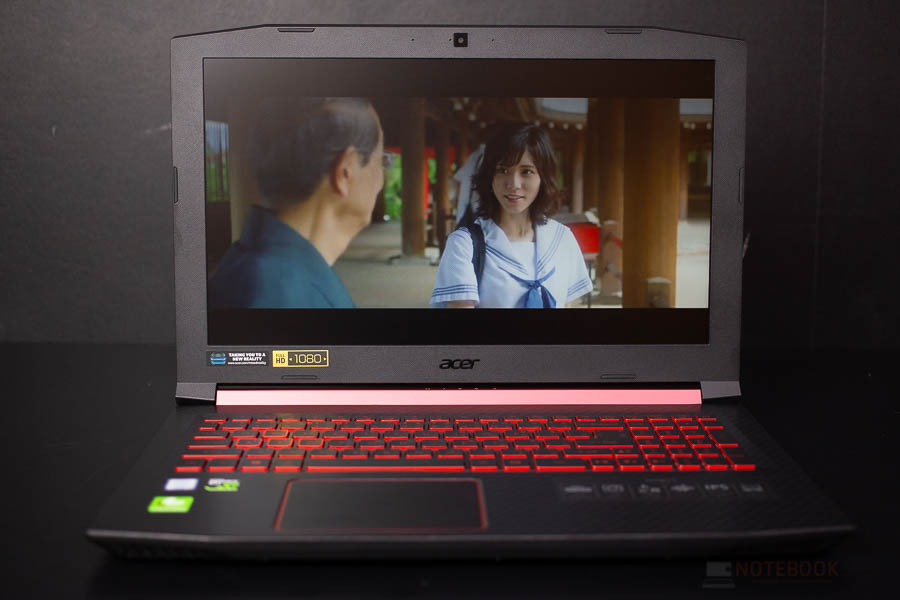 Acer Nitro 5 AN515 36