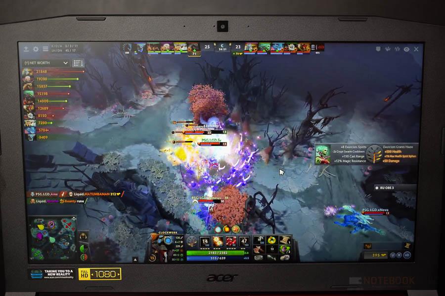 Acer Nitro 5 AN515 41