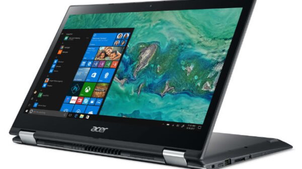 Acer Spin 3 and Spin 5 notebooks with Amazon Alexa 600 01