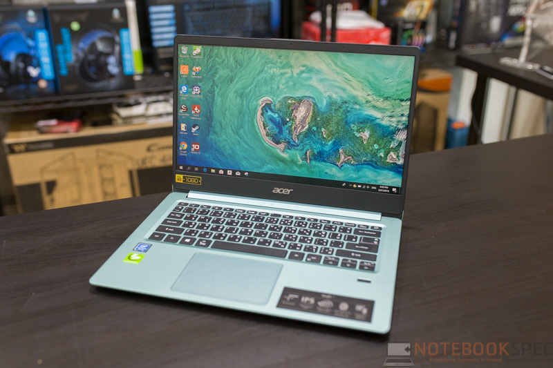 Acer Swift 1 Review 1