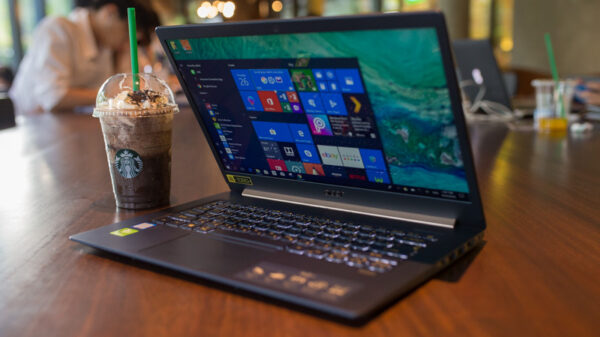 Acer Swift 5 2018 Review 43