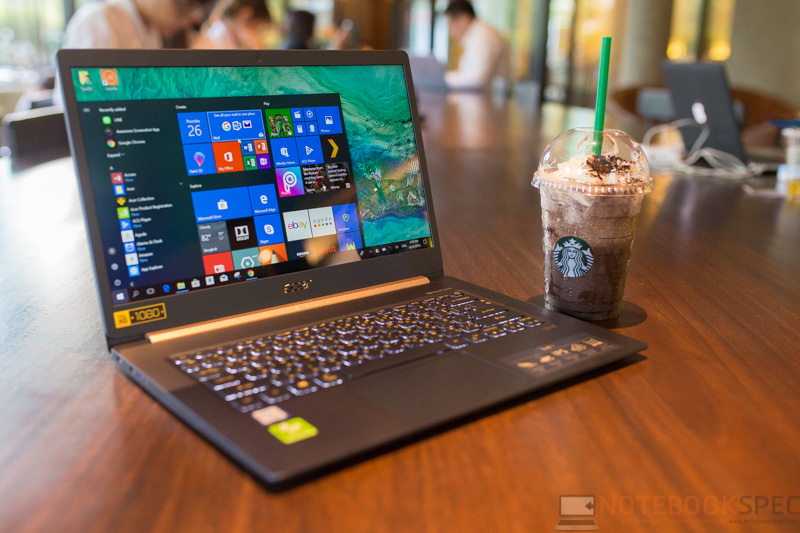 Acer Swift 5 2018 Review 48