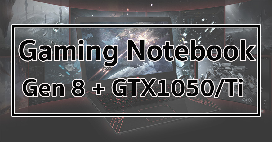 Gaming Notebook Gen8