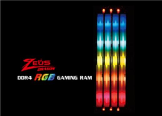 KingMax Zeus Dragon RGB 2