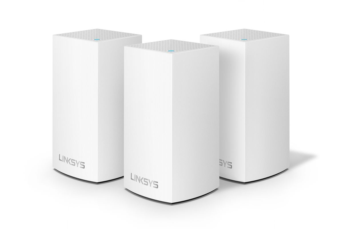 Linksys Velop Dual Band Hero 3 pack.0