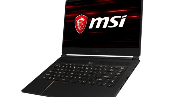 MSI GS65 with Core i8 8750H