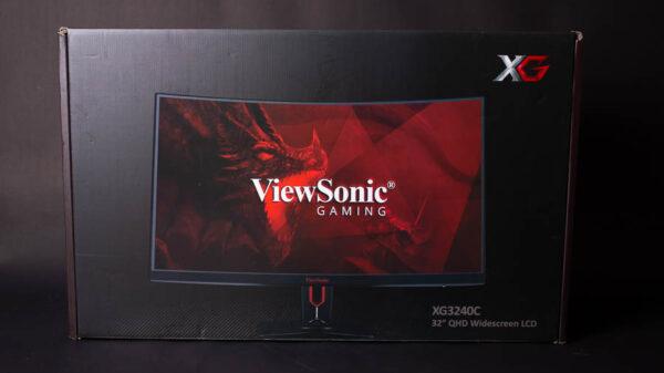 View Sonic XG3240C 1
