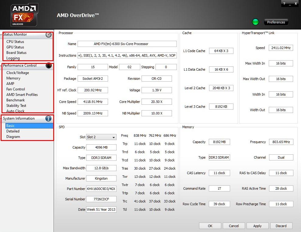 Tips - สอนใช้งาน AMD Overdrive ในการ Overclock CPU แบบง่ายๆ
