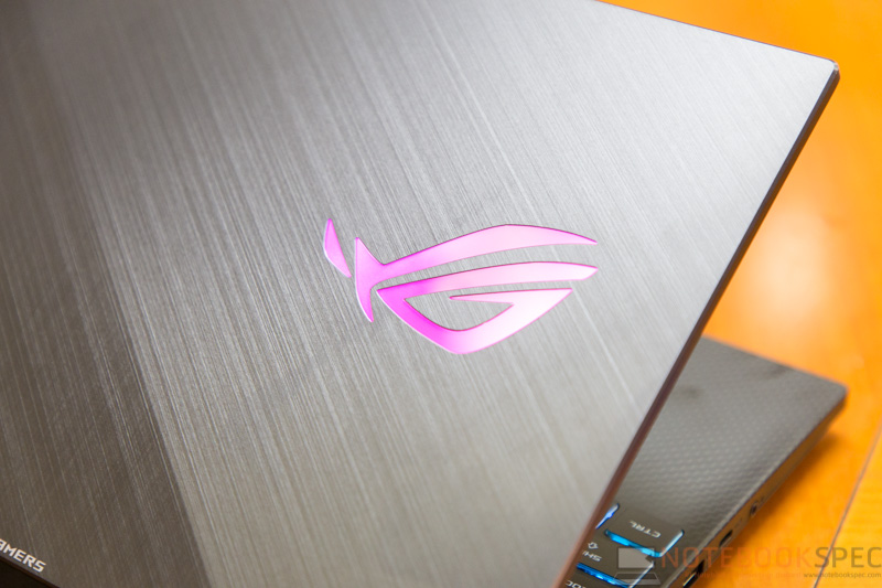 ASUS ROG GL504 Preview Computex 2018 21