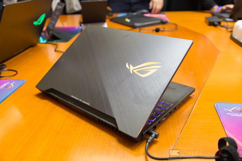 ASUS ROG GL504 Preview Computex 2018 22