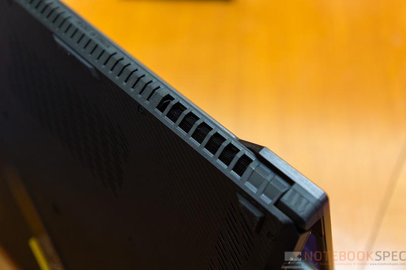 ASUS ROG GL504 Preview Computex 2018 24