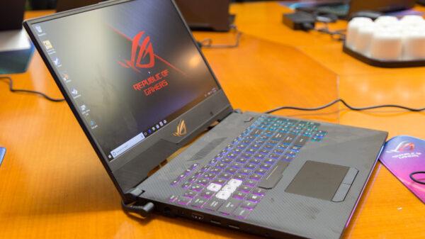ASUS ROG GL504 Preview Computex 2018 38