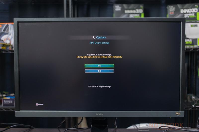 BENQ EL2870U HDR Monitor UHD 4K Review 33