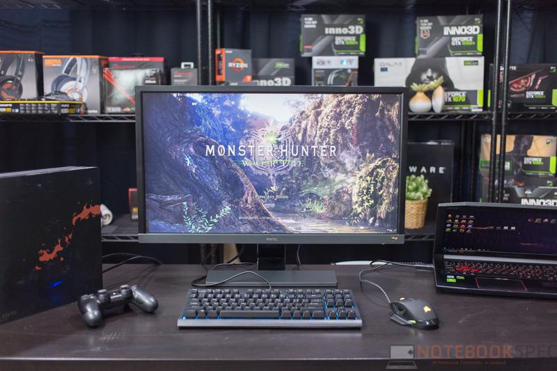 BENQ EL2870U HDR Monitor UHD 4K Review 40