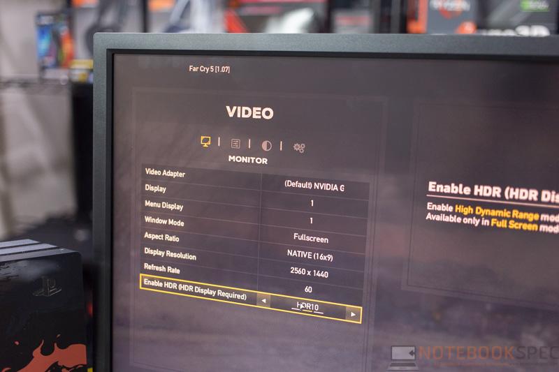 BENQ EL2870U HDR Monitor UHD 4K Review 47