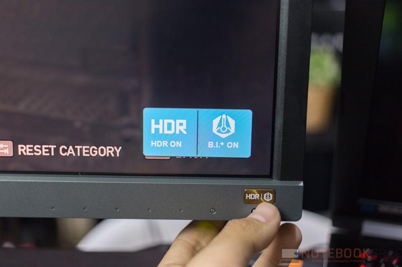 BENQ EL2870U HDR Monitor UHD 4K Review 48