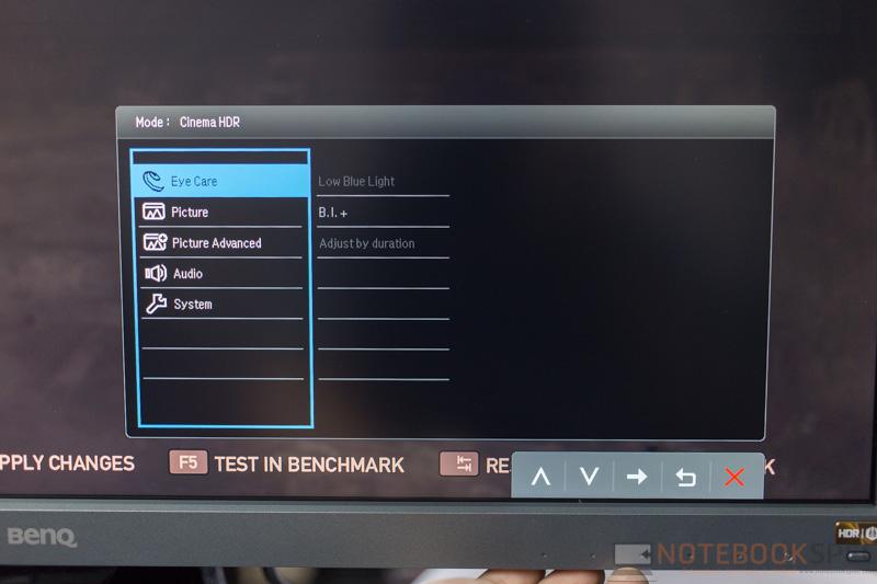 BENQ EL2870U HDR Monitor UHD 4K Review 52