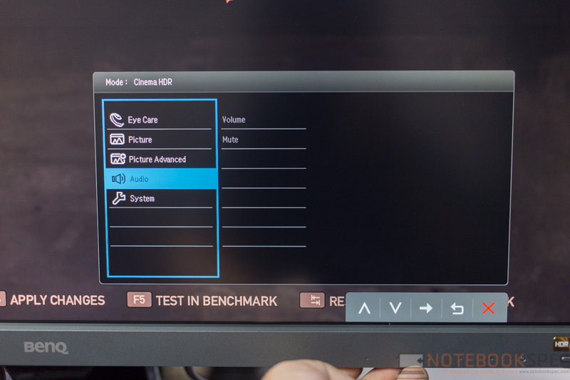 BENQ EL2870U HDR Monitor UHD 4K Review 55