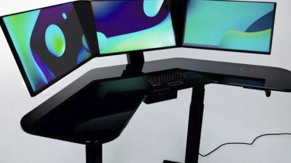 Cemtrex SmartDesk 600