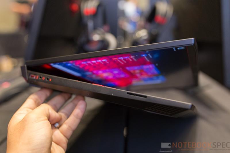 HP OMEN 15 Model 2018 Preview 24