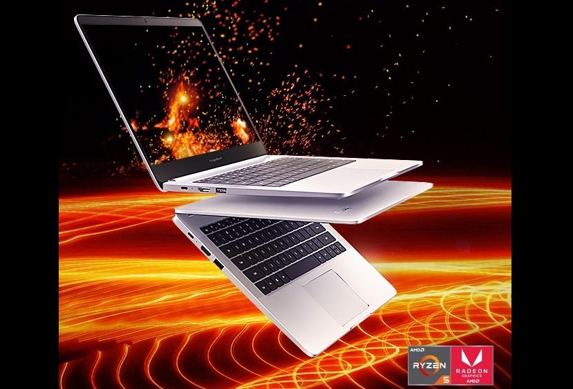 Honor MagicBook auch.mit AMD Ryzen Vega
