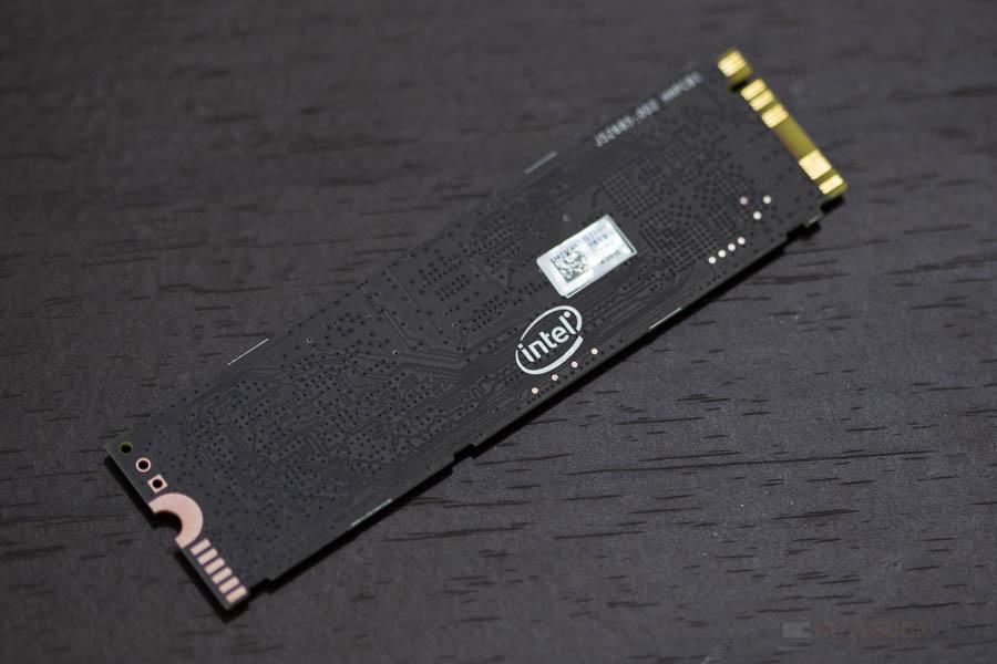 INTEL SSD NVME 256GB 7