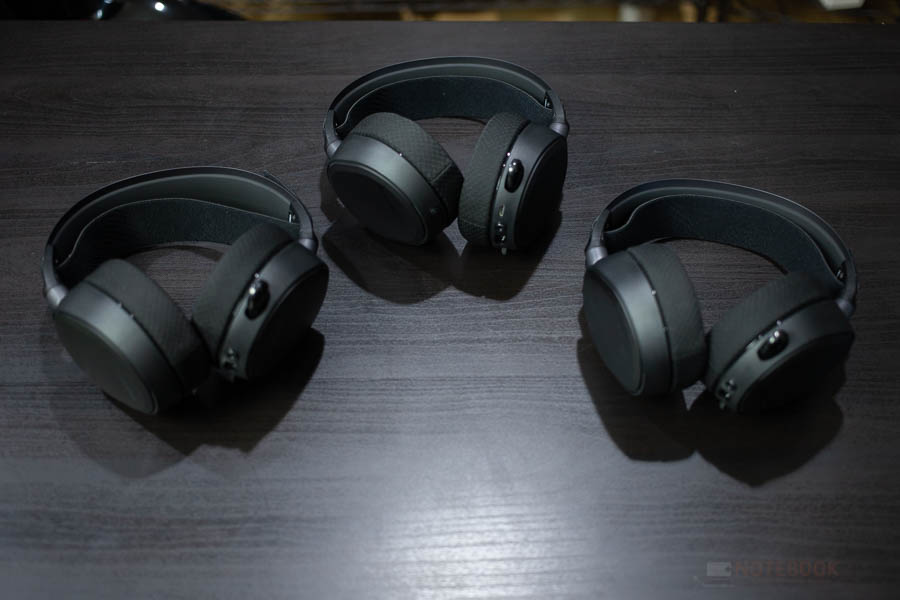 Steel Series Headset 22