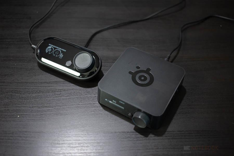 Steel Series Headset 24