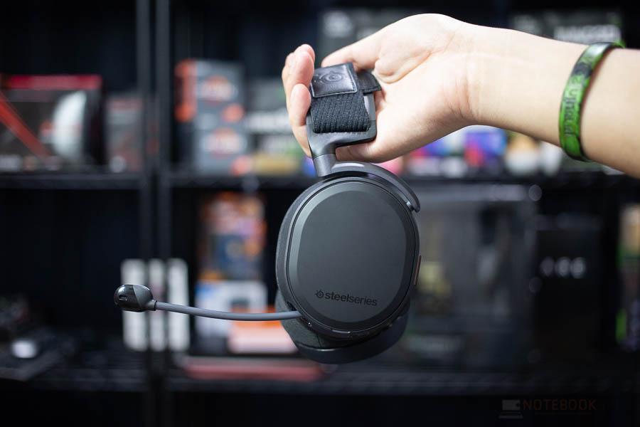 Steel Series Headset 4