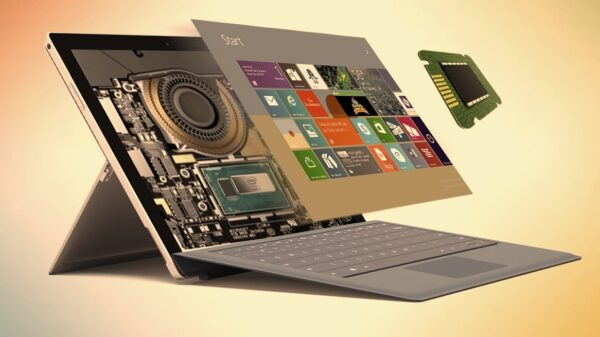Surface Pro 5 2 1