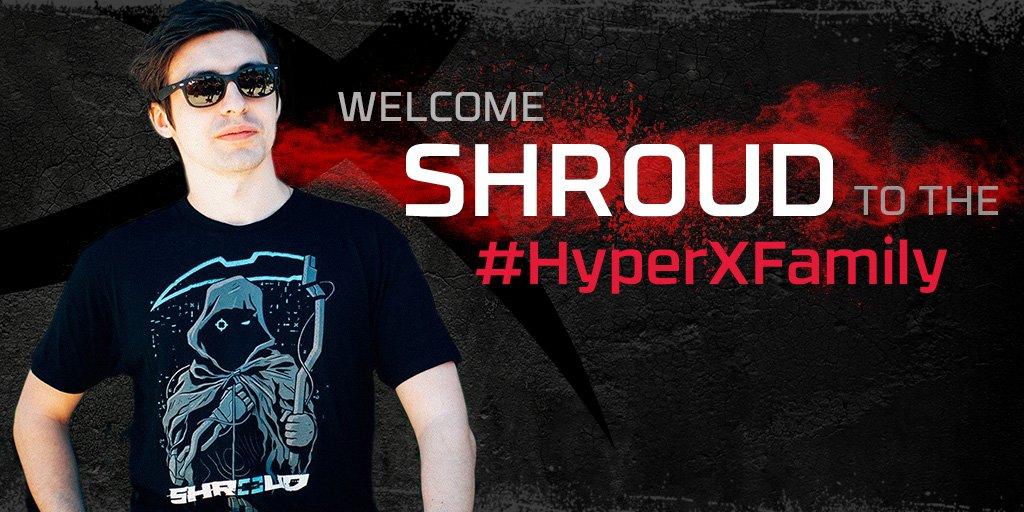 hyperx shroud