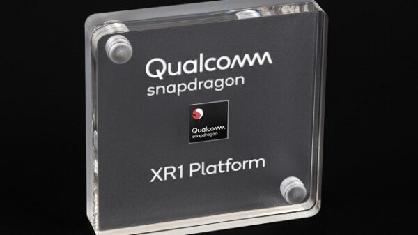 qualcomm snapdragon xr1 chip top view image