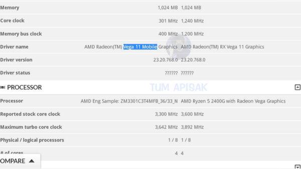 AMD H series 4