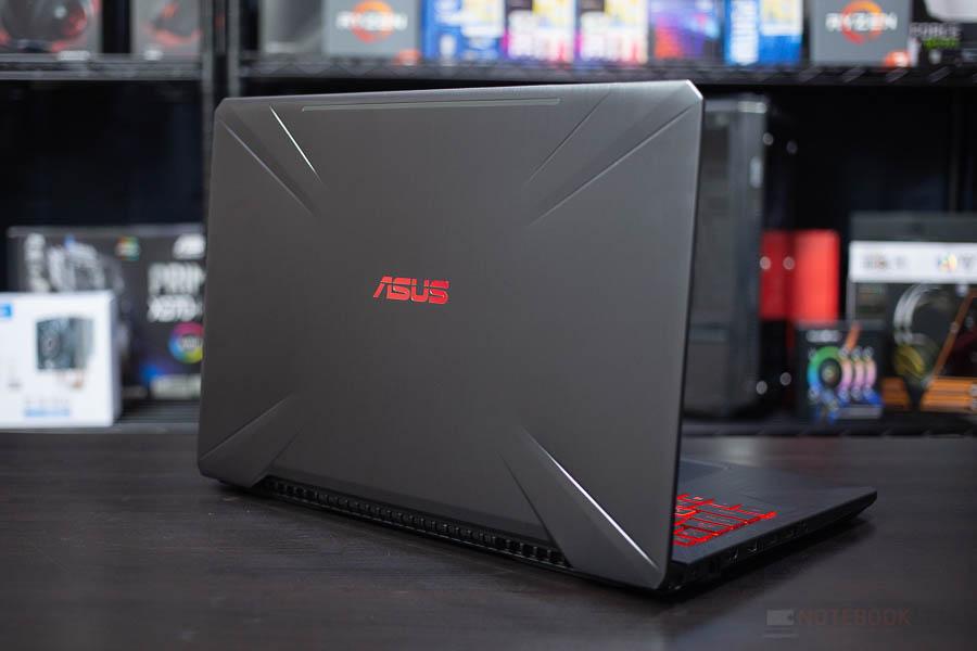 ASUS TUF Gaming FX504GM 18