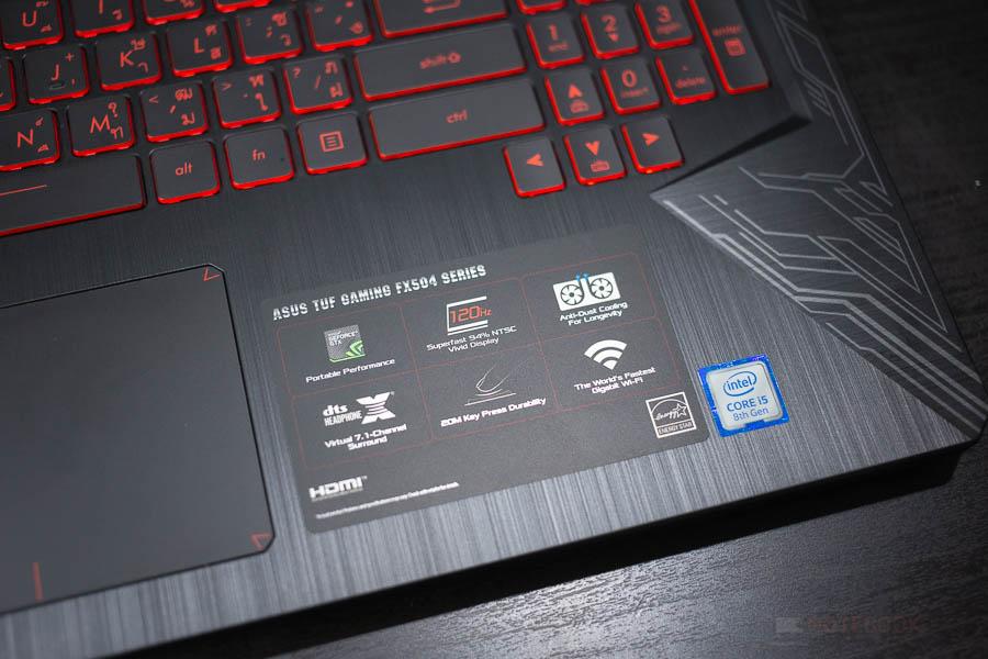 ASUS TUF Gaming FX504GM 24