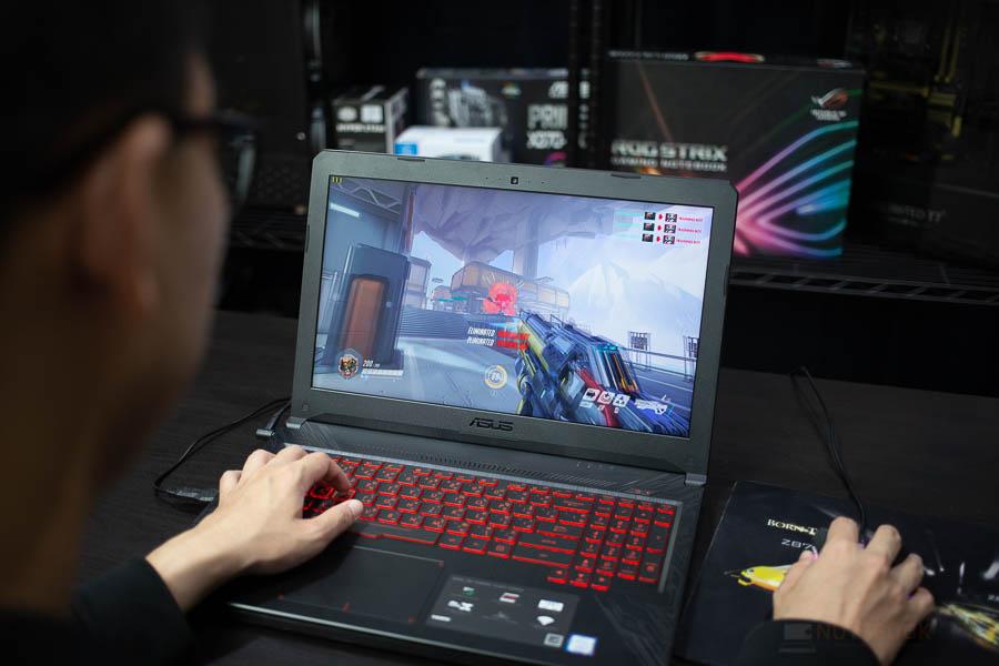 ASUS TUF Gaming FX504GM 43