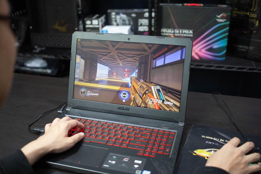 ASUS TUF Gaming FX504GM 45