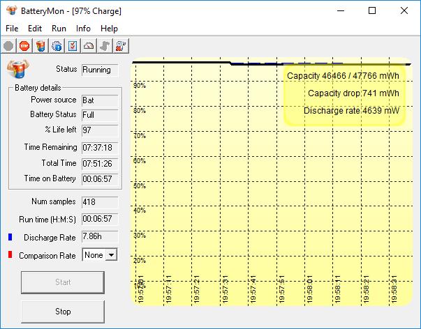 ASUS ZenBook UX410UF batt 4200