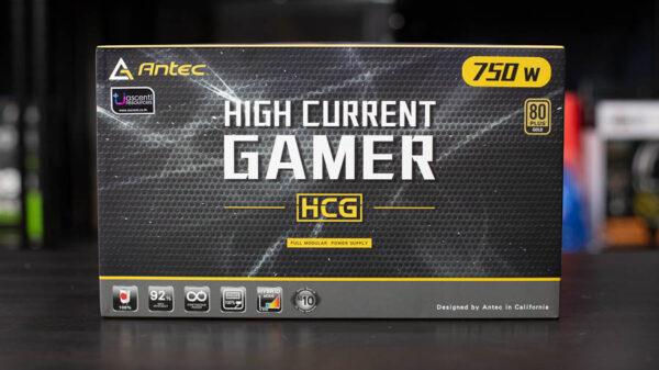 Antec High Current Gamer 750w 1
