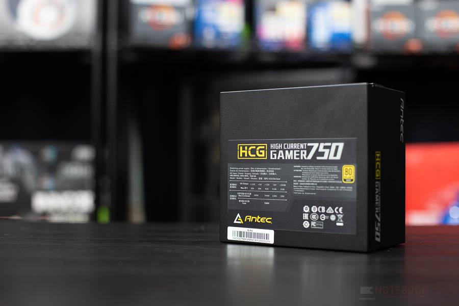 Antec High Current Gamer 750w 12