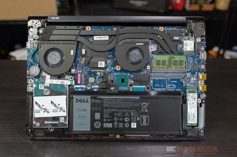 Review - Dell G3 15 3579 Gaming Notebook ราคาถูกที่สุดจาก Dell สเปก