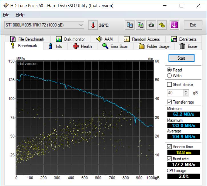 FX504GM i7 hdd