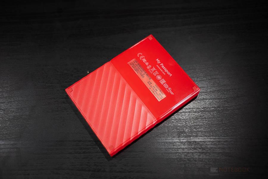 My Passsport WD 5